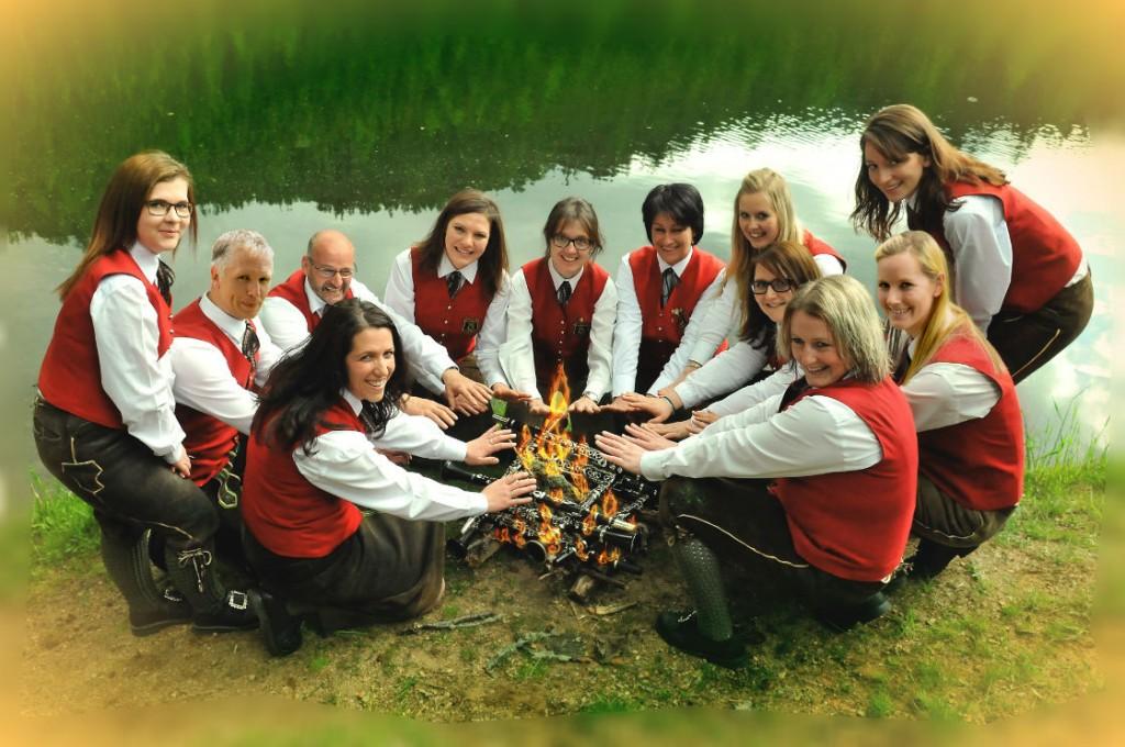 Klarinetten See Feuer