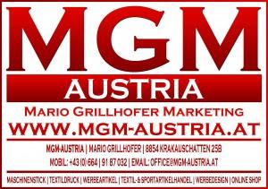mgm austria logo