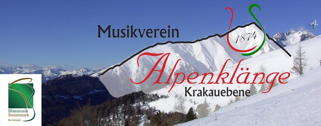 """Musikverein """"Alpenklänge"""" Krakauebene"""